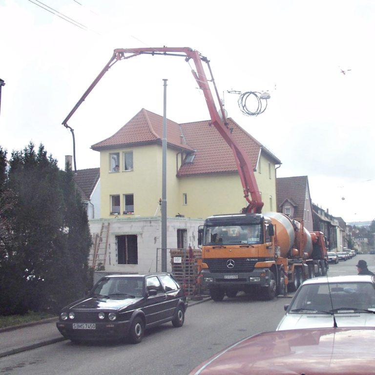 Gauder-bau-stuttgart-Hochbau Neubau Privat Einfamilienhaus Vassiliadis 01.2004-11